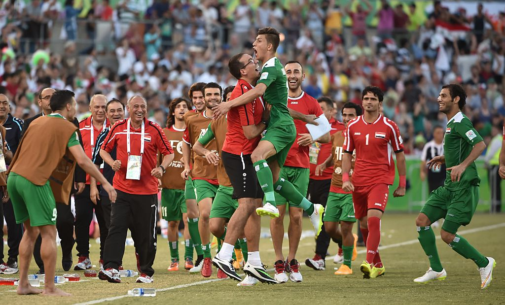 Gonzalo Rodriguez: The Iraqi Spaniard