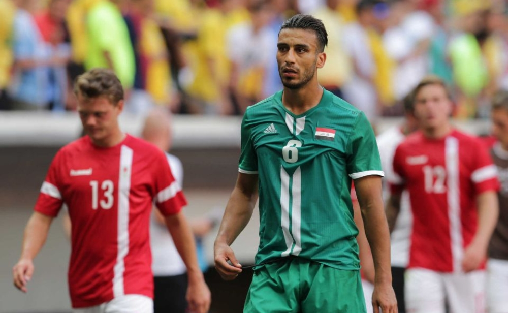 Another month, another saga. Ali Adnan quits international football
