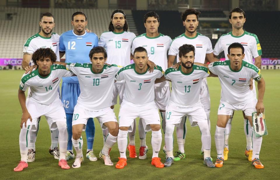 Iraq name provisional squad to play Australia and Saudi Arabia