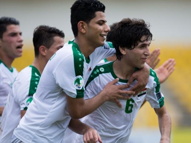 Iraq off to a winning start in the #AFCU16