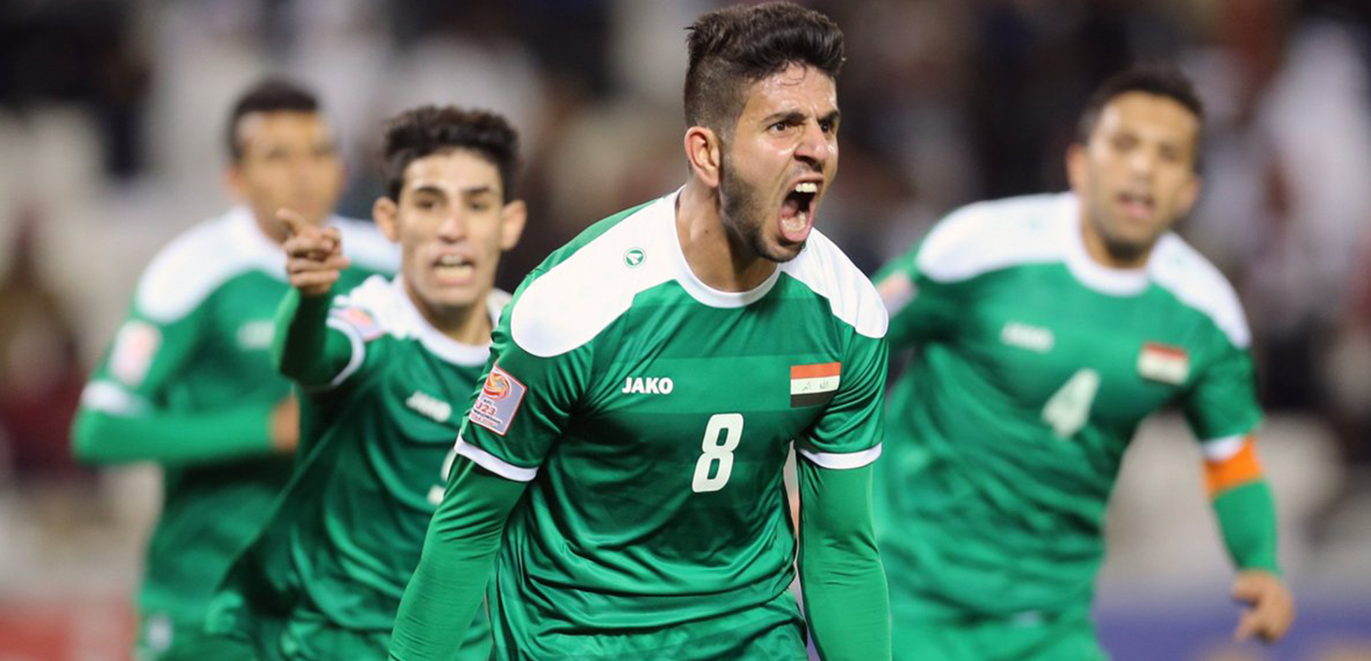 Meet Mohanad Abdul-Raheem: Iraq's most promising talisman