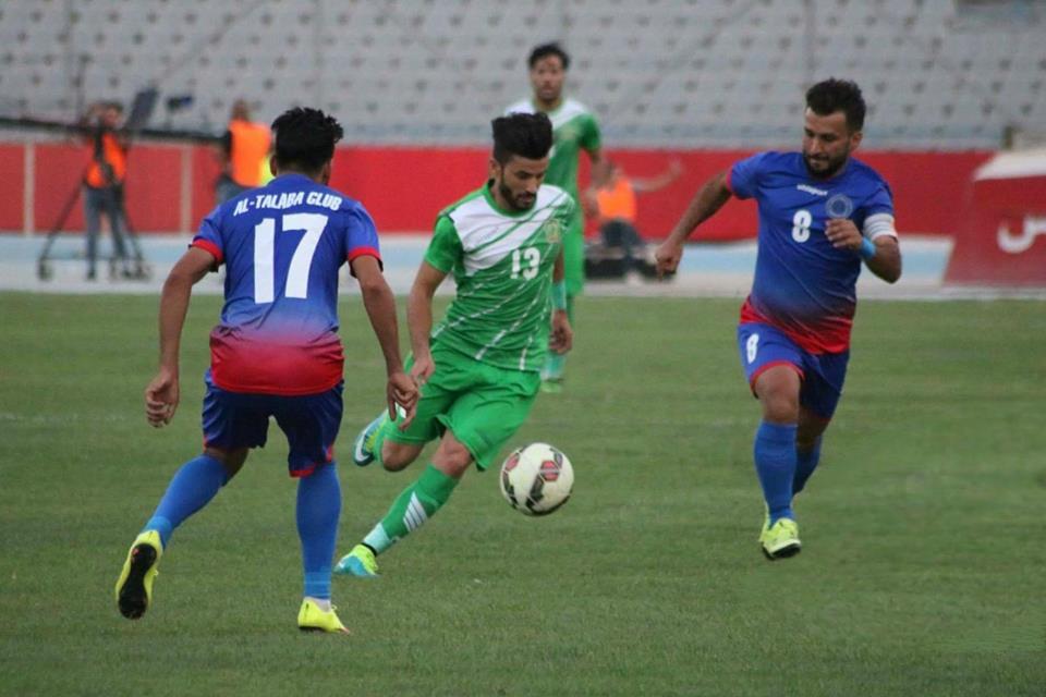 2016/17 Iraqi Premier League – Week One Results