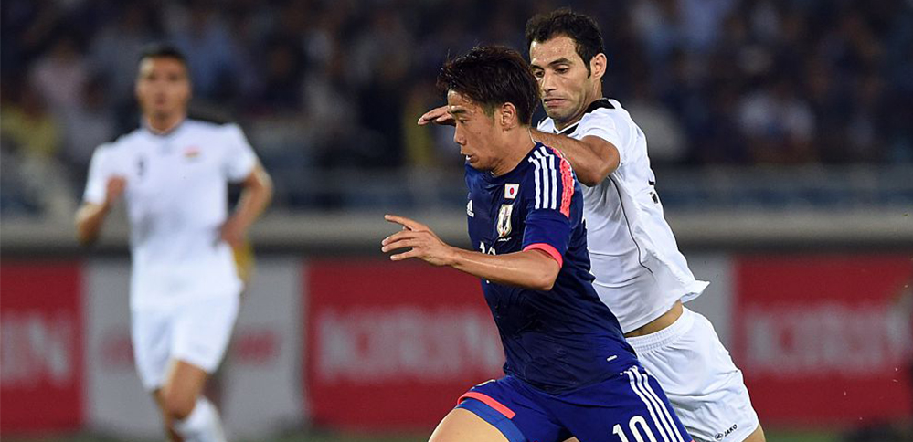 Japan v Iraq – Preview