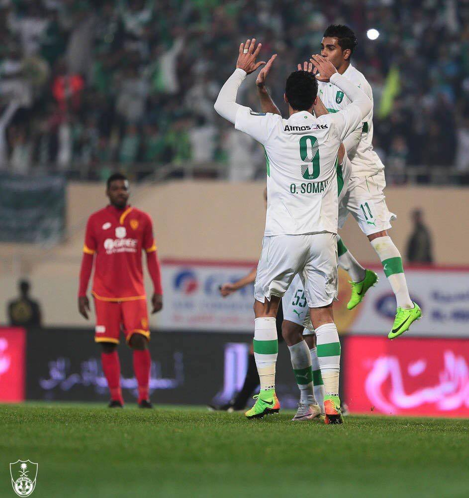Saad Abdul-Amir scores against ex-club to open up Al-Ahli account