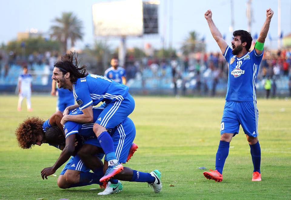 Al-Quwa Al-Jawiya win the 2016/17 Iraqi Premier League title