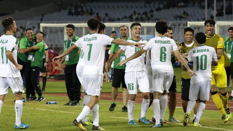 Iraq reach Round of 16 in U-17 World Cup