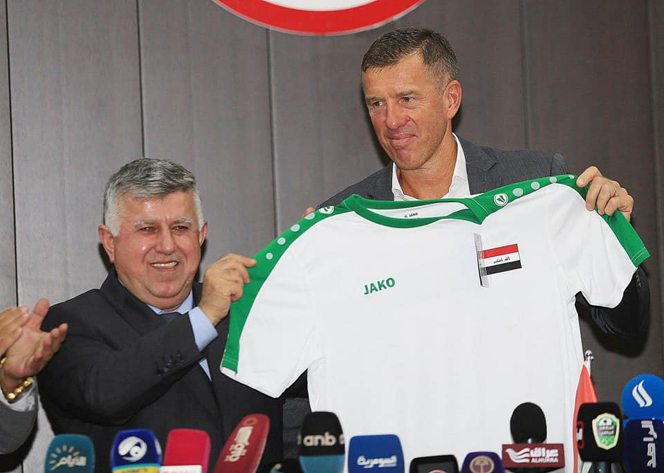 Squad announced for Katanec's first game in charge against Kuwait