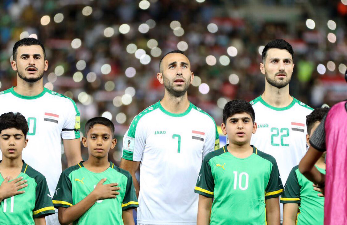 Justin Meram: Iraq through and through