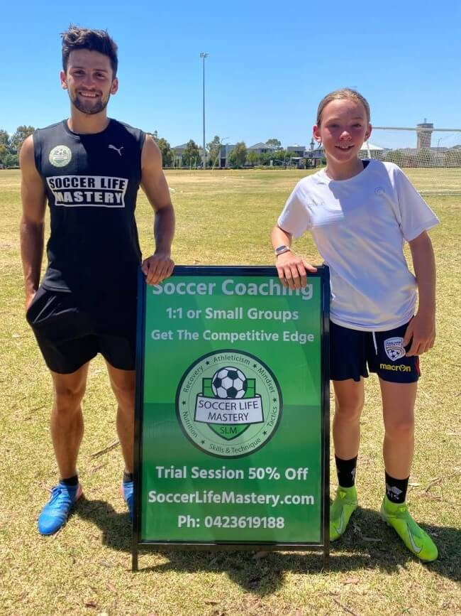 Soccer Life Mastery Success Stories MILEY
