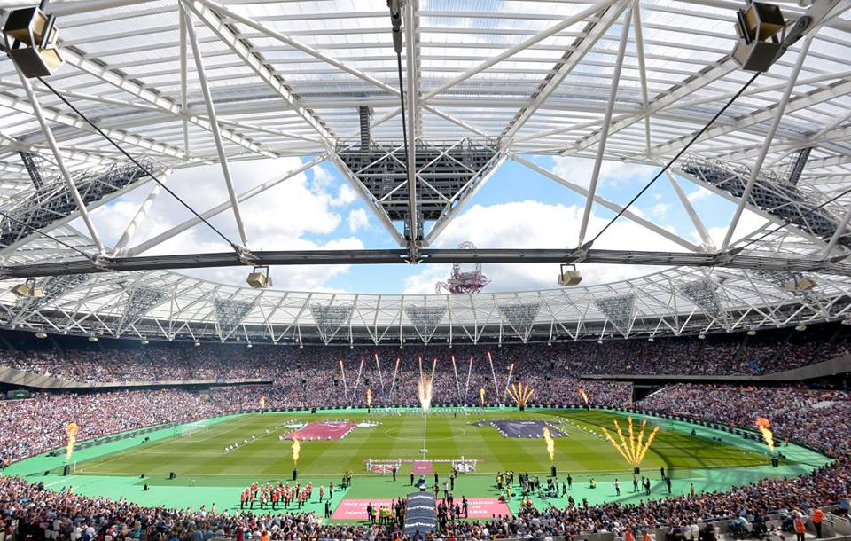 Image result for west ham olympic park