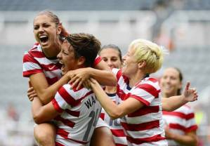 US WNT Face Germany Friday on ESPN3/W