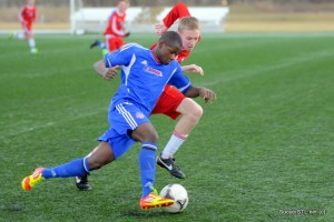 Lou Fusz Geerling at USYSA National League