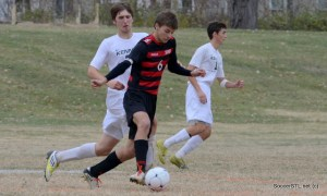 St Louis and Central Missouri Soccer Class 1 All-Region Honors