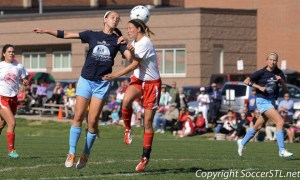 St Dominic Top Seed in Class 2 District 7 Girls Soccer