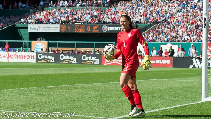 USWNT Beats New Zealand Ferns in International Friendly at Busch Stadium