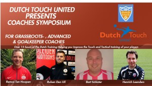 Dutch Touch United Offers Summer Coaching Symposium