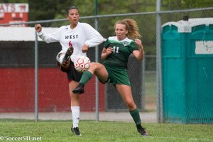 Pattonville Pirates Win Key District Seeding Match at Hazelwood West