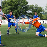 Missouri Rush U13 Boys win via PKs vs Lou Fusz Caleca at Missouri State Cup in Quarterfinals