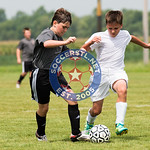SLYSA Friendles feature Kolping Kicks v Real STL 03-04 Boys
