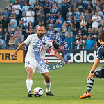 St. Louis FC Battles But Falls on 70th minute Goal at Sporting KC