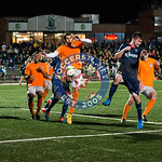 Tulsa blanks STLFC in exhibition match March 14th