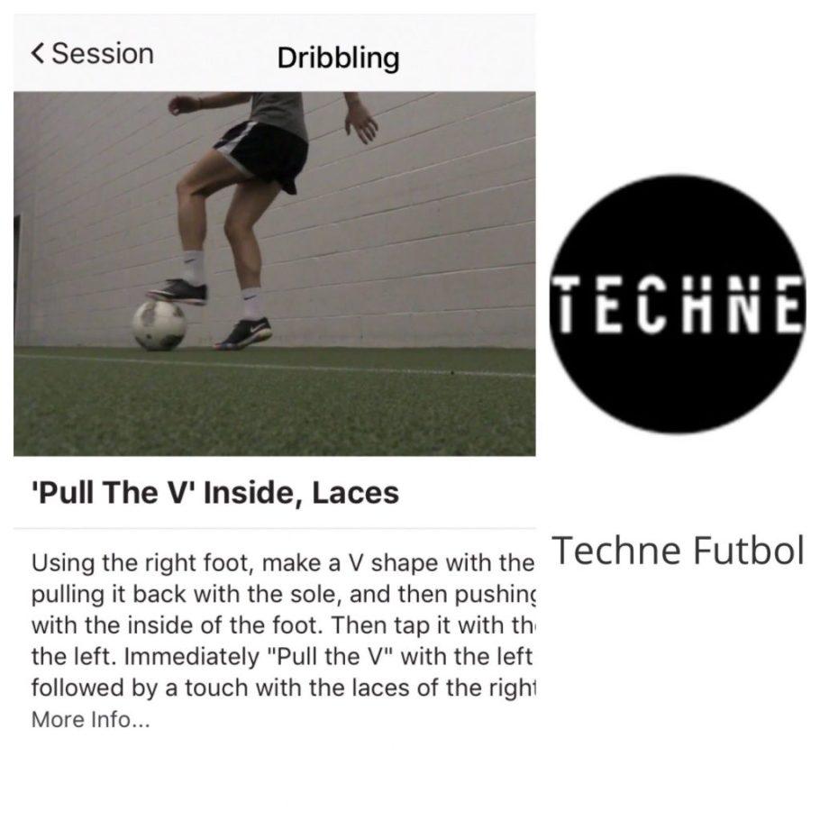 Techne Futbol Drill