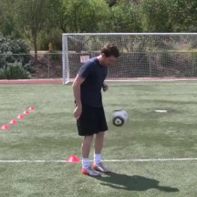 Juggling Soccer Drills