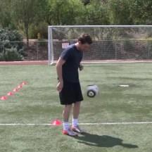 Juggling Soccer Drills