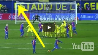 Lionel Messi Sucks Free Kicks
