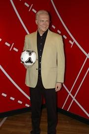 Franz Beckenbauer Sweeper