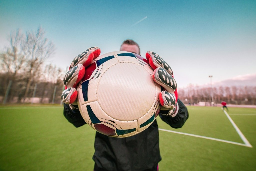 Soccer Goalkeeper Solo Drills
