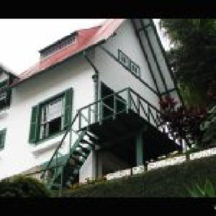 Casa de Santos Dumont - Externo