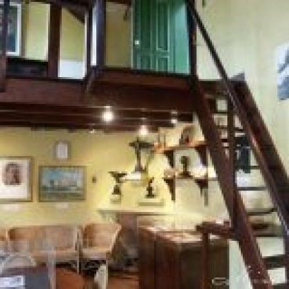 Casa de Santos Dumont - Interno
