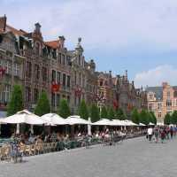 Barangolás Flandriában – első rész