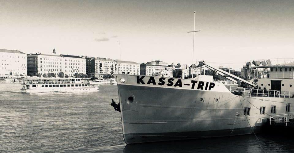 Bemutatkozik a TRIP Hajó