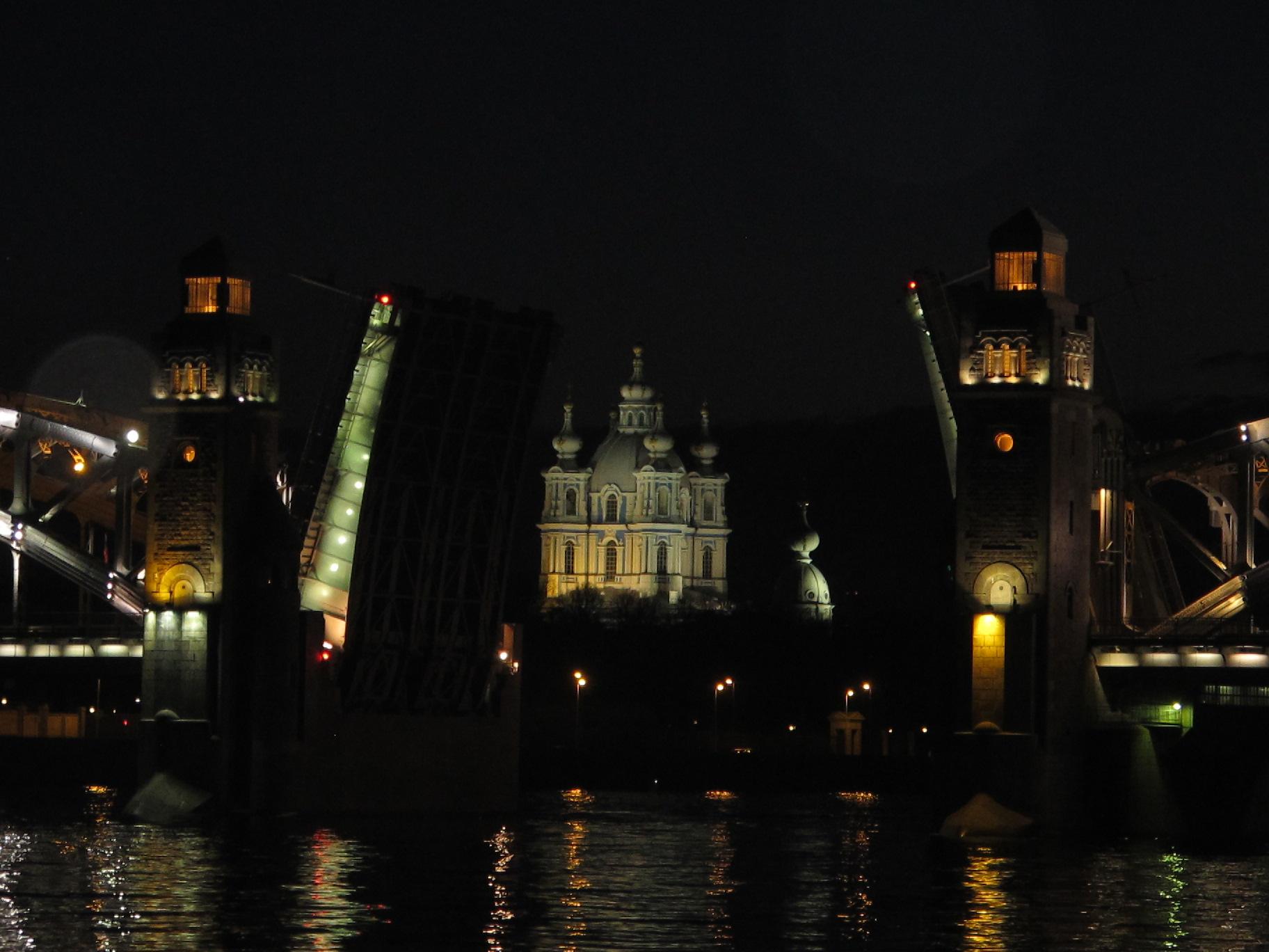 (3) La levée des ponts -Audouin Dubreuil