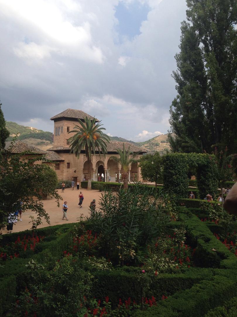 photo 1050 Alhambra de Grenade – sept. 2018