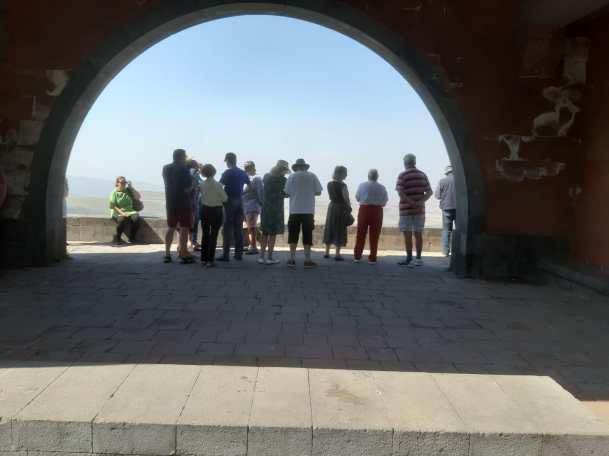 Arc de Tcharenz.
