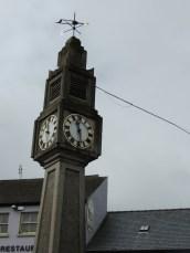 clock westport
