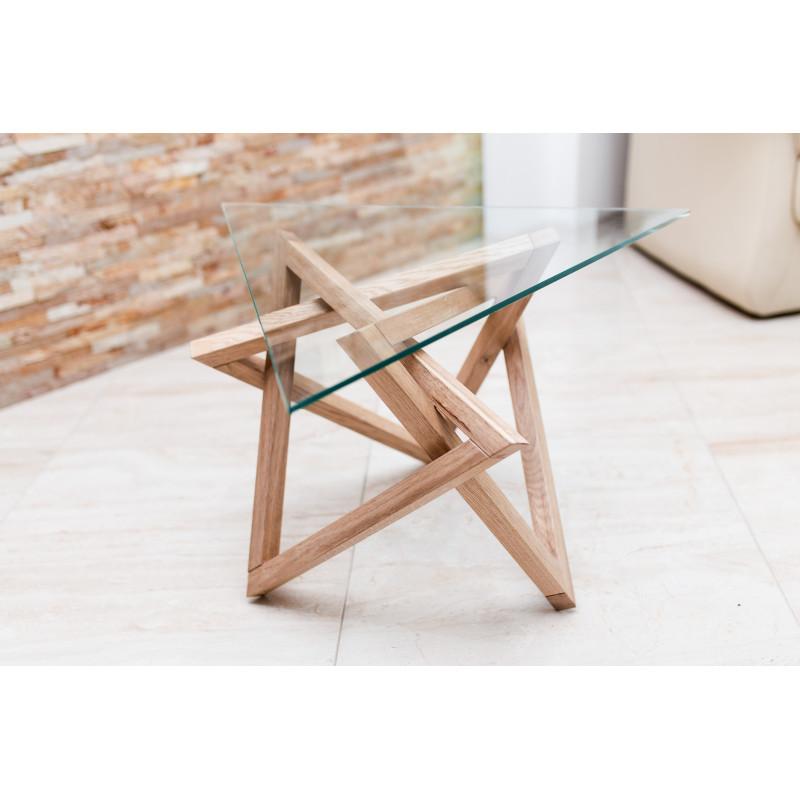 table basse d occasion lecce en bois et