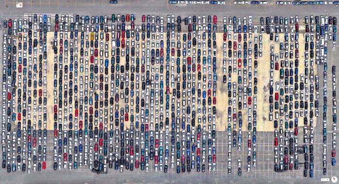 Парковки на Красной Поляне