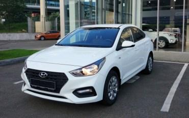 Прокат Hyundai Solaris в Сочи, Адлере