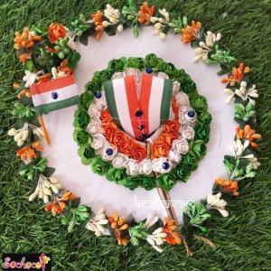 15th august special poshak for laddo gopal ji