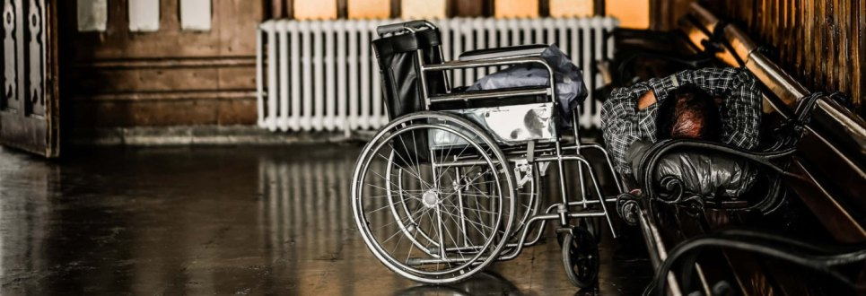 Armoede ligt op de loer bij mensen met een handicap — Boek — Sociaal.Net