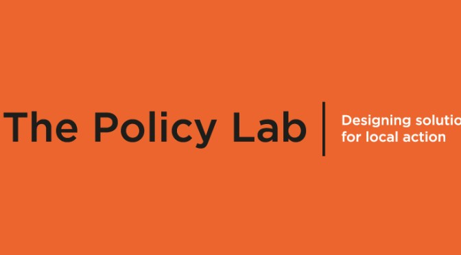Five Lessons From The Policy Lab