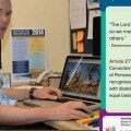 inclusion poster detail - employment and disability