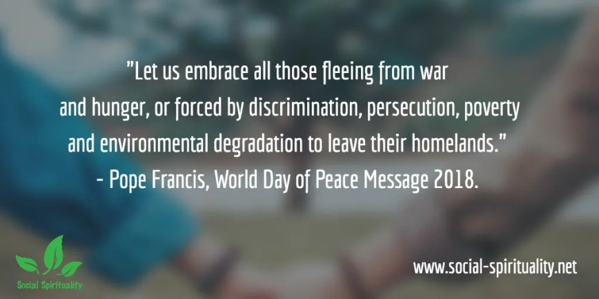 World Day of Peace 2018
