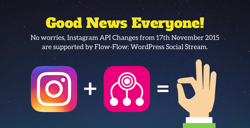 Flow-Flow Instagram App Changes