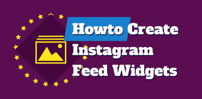 Create Beautiful Instagram Feed Widgets With Grace