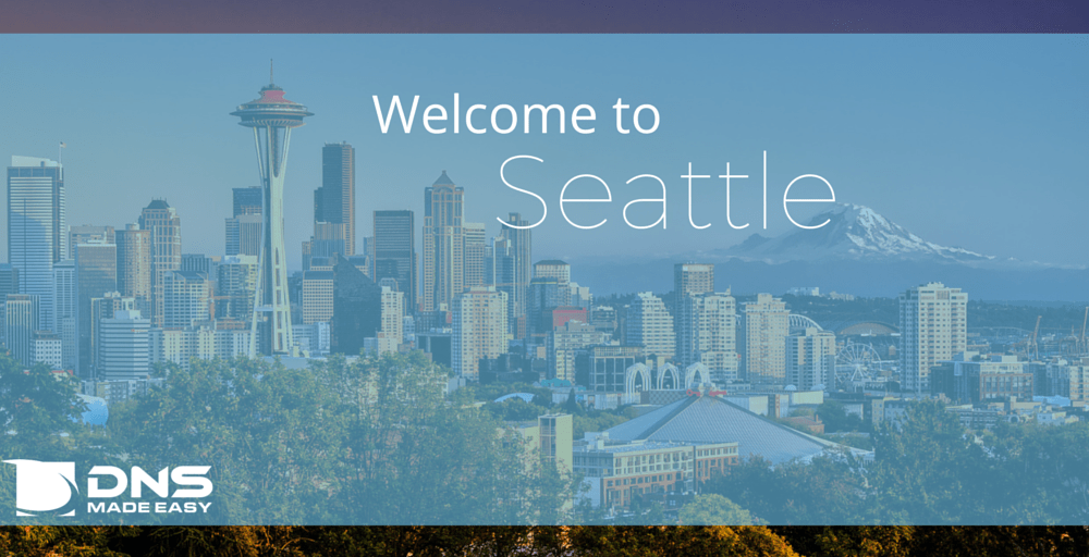 Welcome to Seattle DNS Made Easy